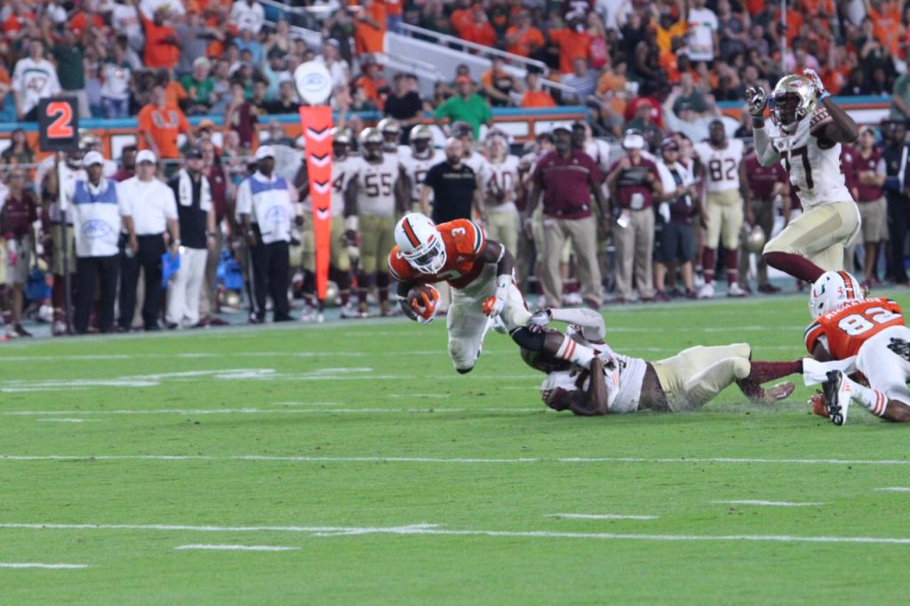 What went wrong against FSU, and where the Hurricanes go from here