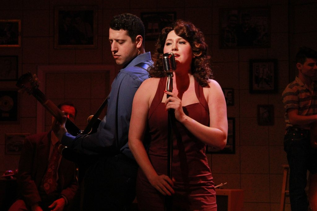 Throwback jam session comes to life in 'Million Dollar Quartet'