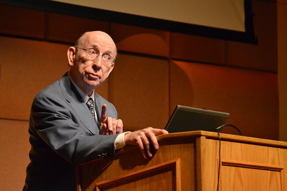 Musicology Lecture Series discusses patronage, religion influencing art
