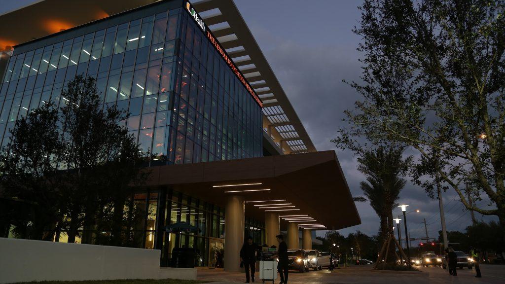 Lennar Foundation Medical Center opens