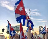 Miami's Cuban community rejoices at the end of Castro era