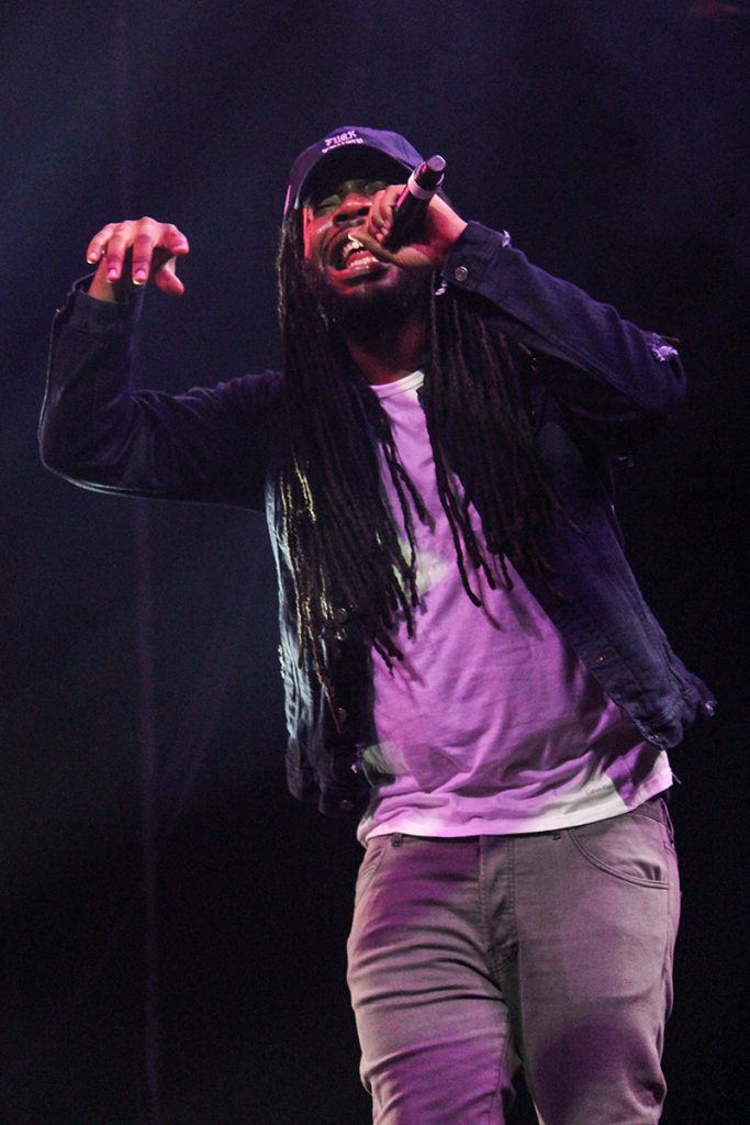 DRAM, Homecoming Concert Thursday November 3, 2016 Hallee Meltzer // Photo Editor