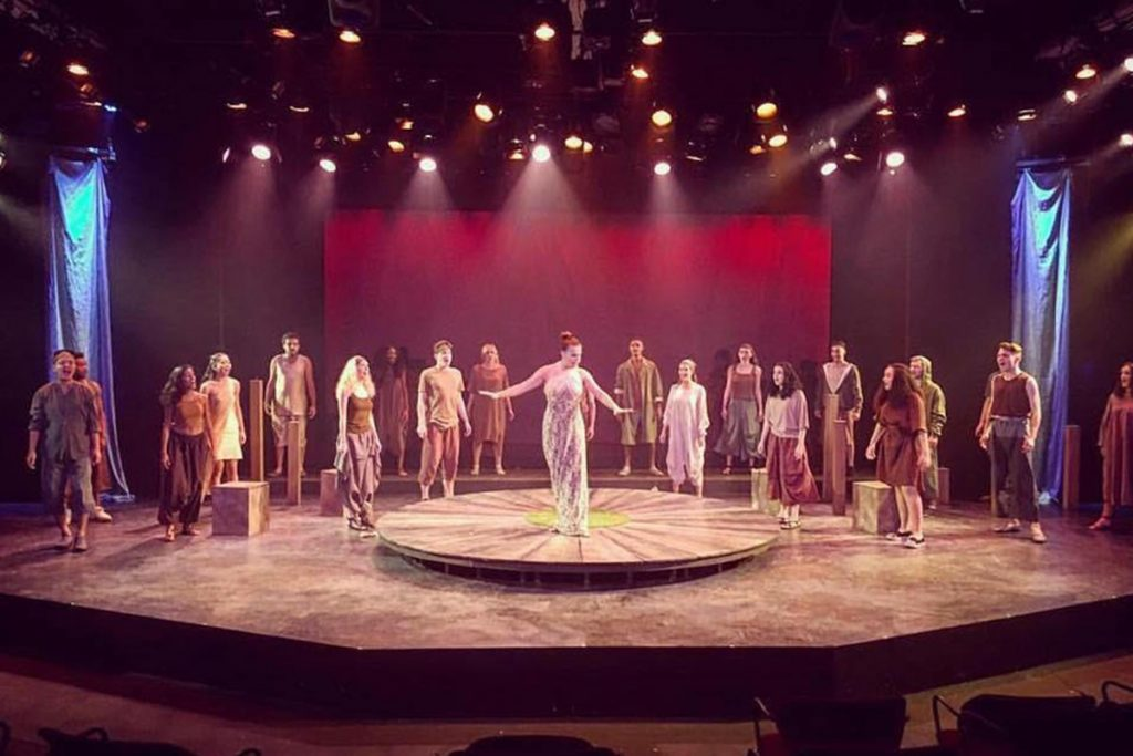 """Children of Eden"" runs November 10-19 at The Jerry Herman Ring Theatre. Photo Courtesy Greg Brown"