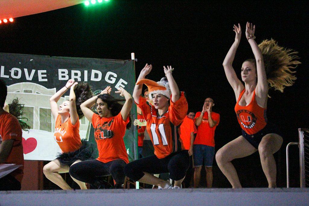 Photo of the Week: Organized Cheer