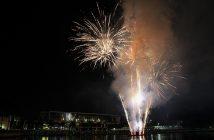 Firework Show Friday November 4, 2016 Hallee Meltzer // Photo Editor