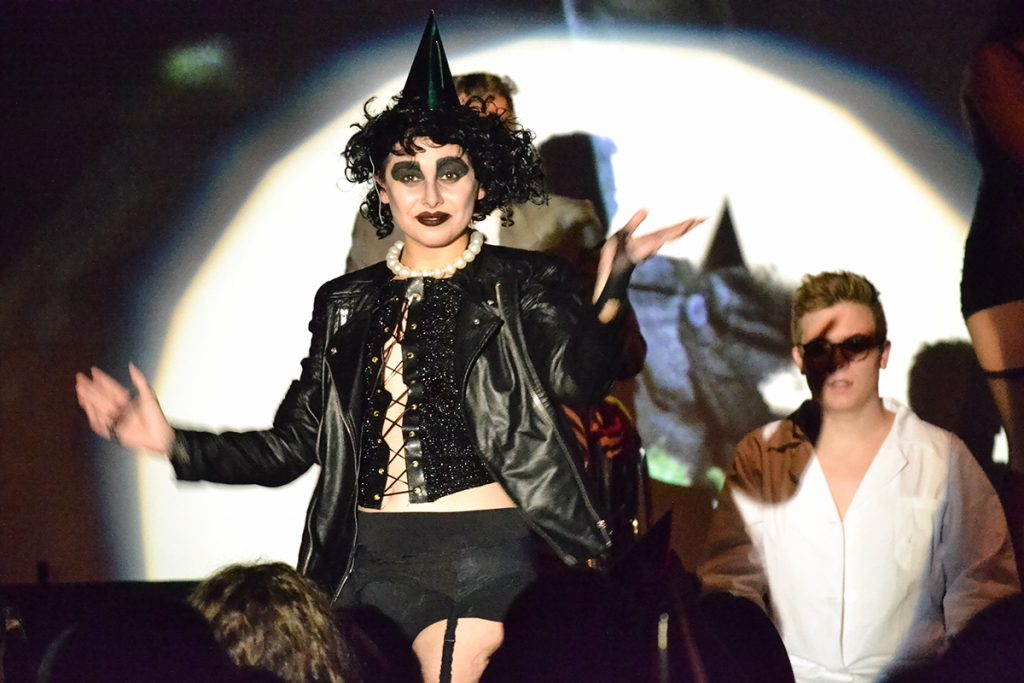 Rocky Horror Picture Show Shadowcast Friday October 29, 2016 Amanda Prats // Staff Photographer