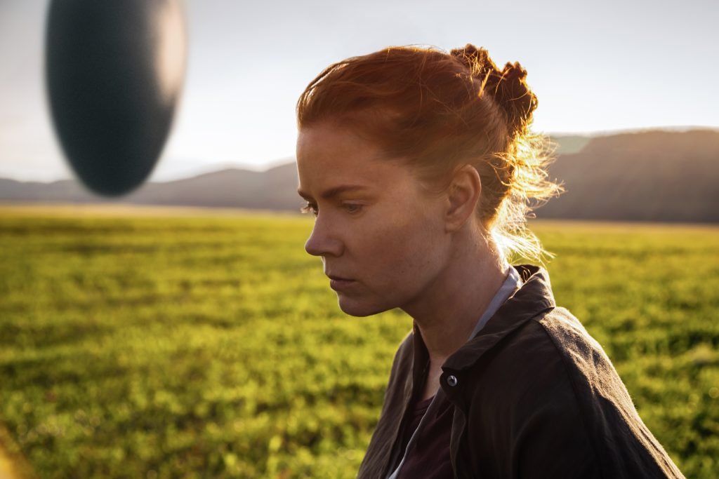 'Arrival' revisits higher-order science fiction