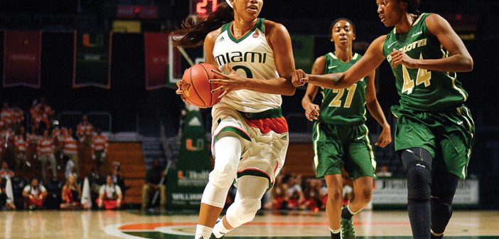 Hurricanes dominate in Miami Thanksgiving Tournament