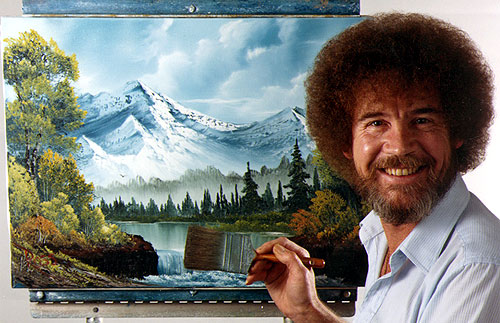 Resurgence of Bob Ross symbolizes millennial desire for authenticity