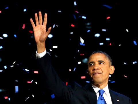 Thanks, Obama: Remembering the 44th president for hopeful message