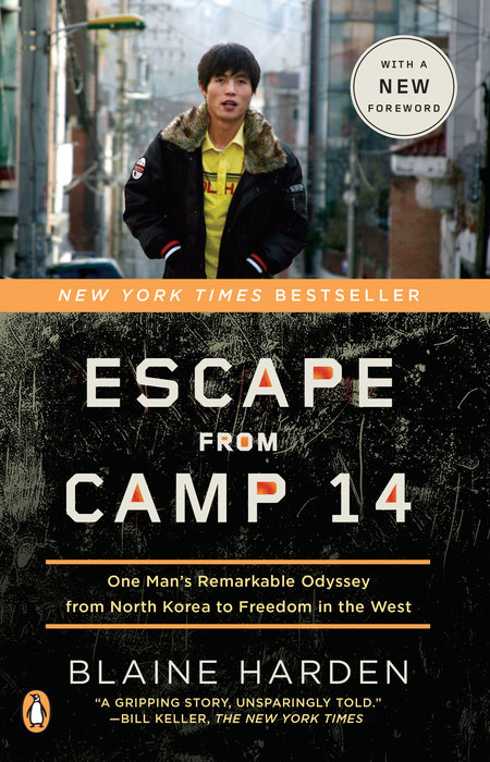 Biography 'Escape from Camp 14' details life, suffering in political prison camp