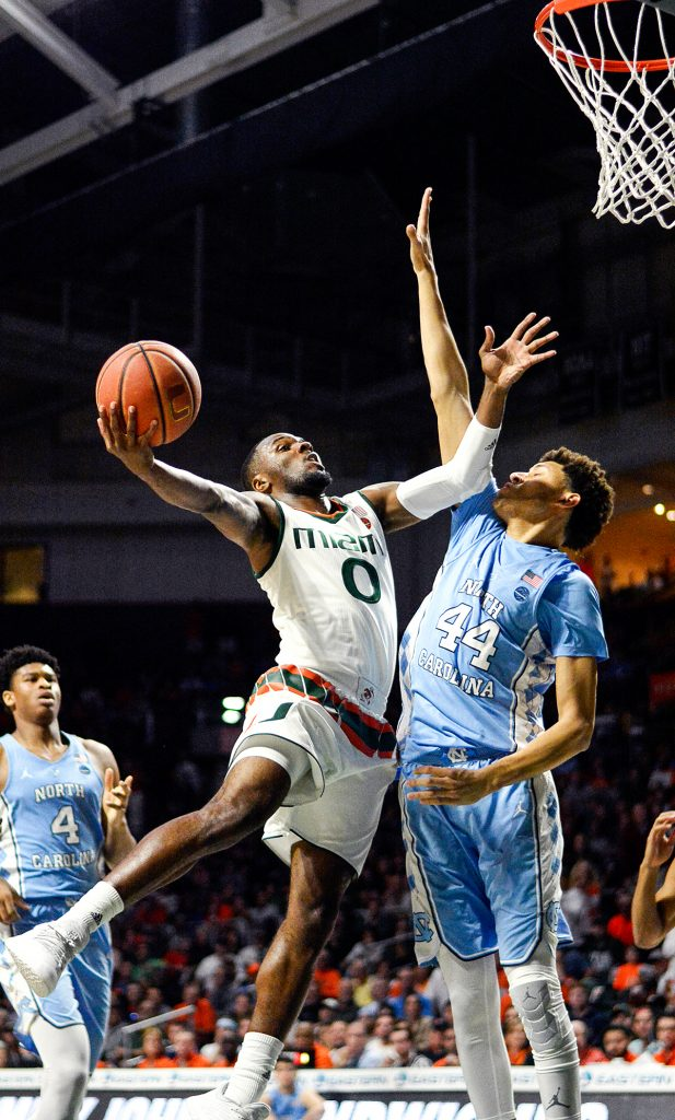 Hurricanes basketball faces tough task, chance to get another signature win