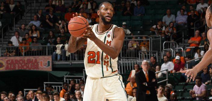 Canes basketball suffers first home loss to No. 20 Notre Dame Fighting Irish