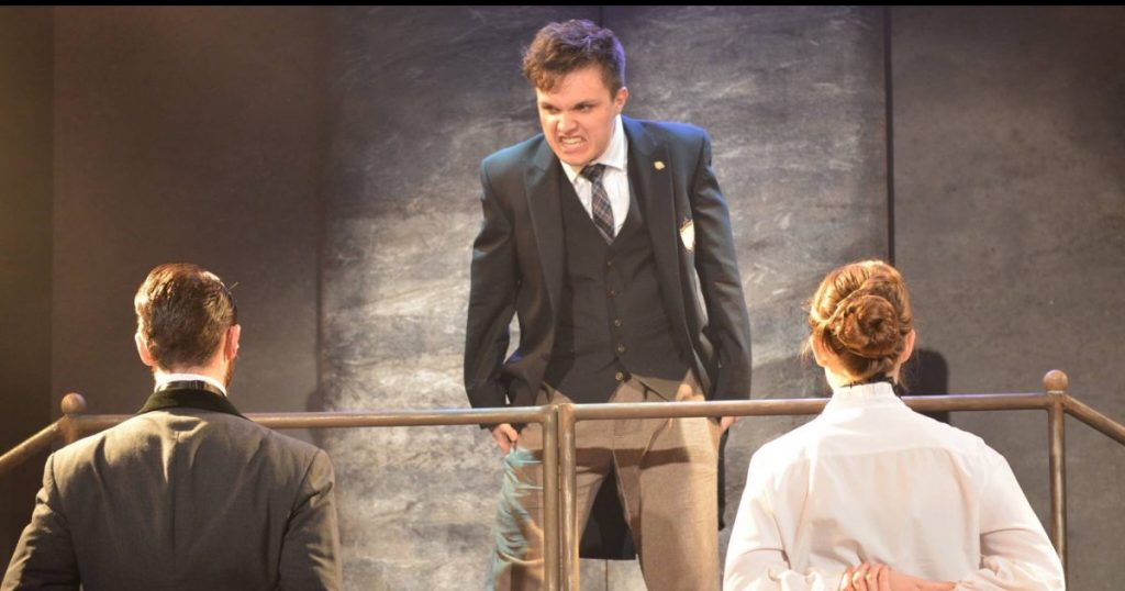From Broadway to Ring, 'Spring Awakening' provokes audiences with sexual coming-of-age story