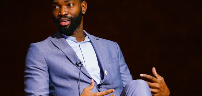 """Playwright Tarell McCraney discusses Oscar-nominated film """"Moonlight,"""" intersectionality"""