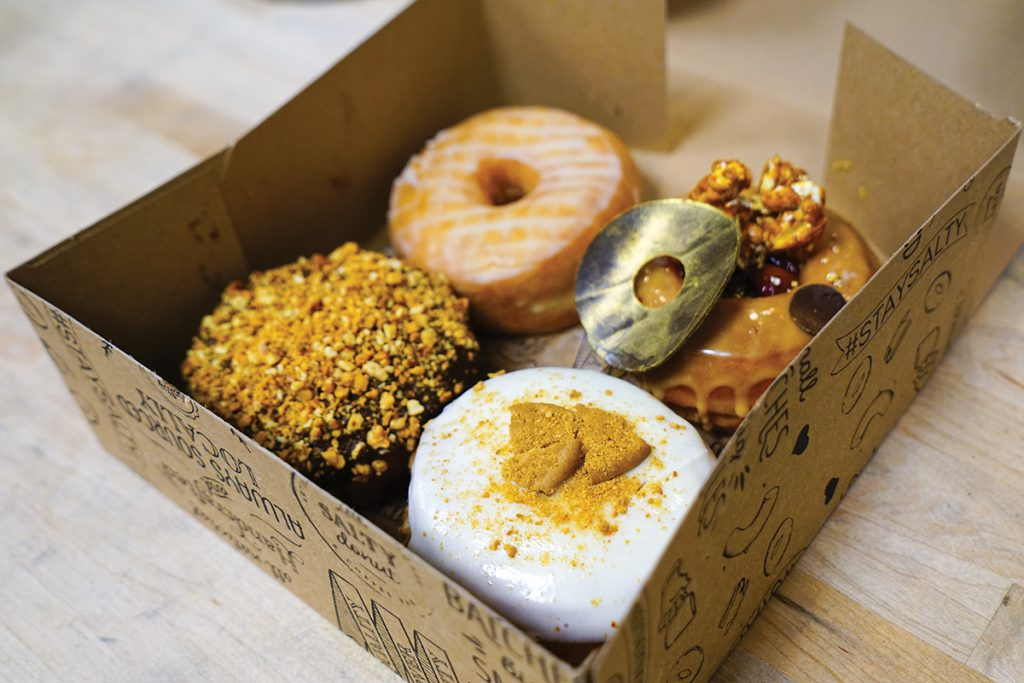 UM student, entrepreneur finds sweet success in doughnut business