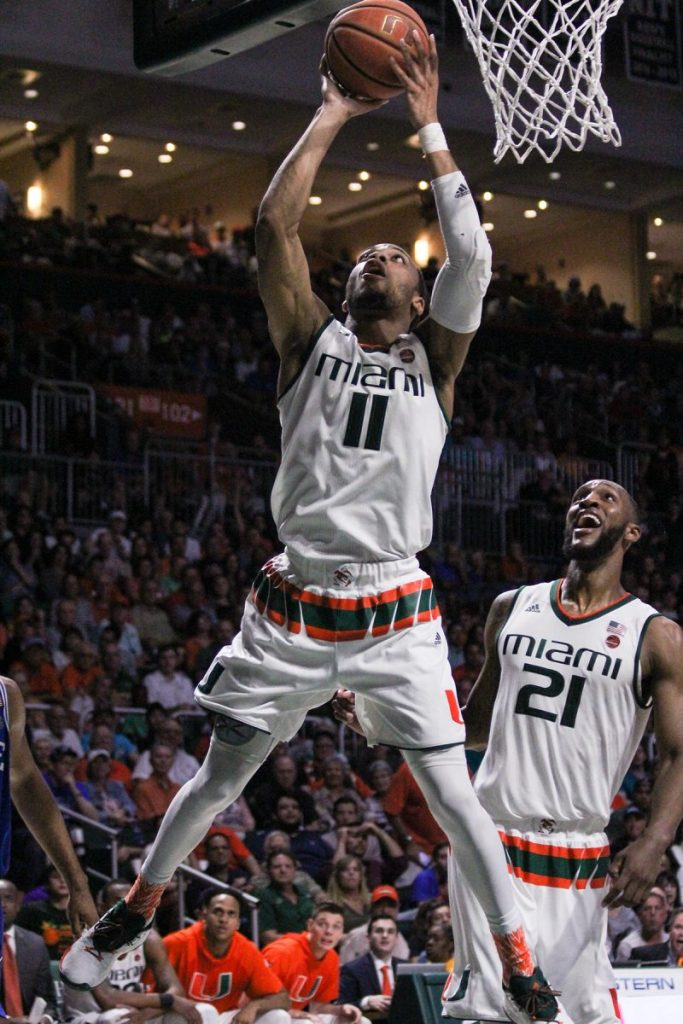 Miami Hurricanes ranked No. 25 in national polls