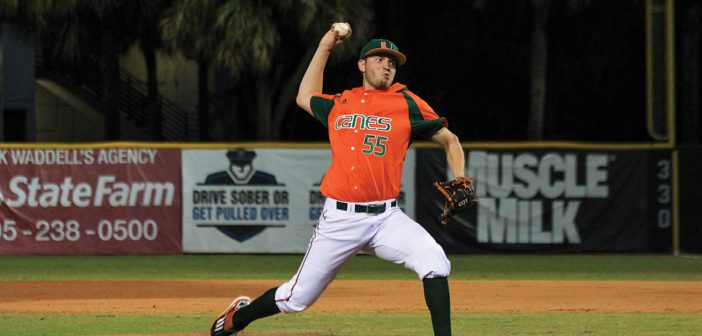 Miami to count on two pitchers new to the weekend rotation