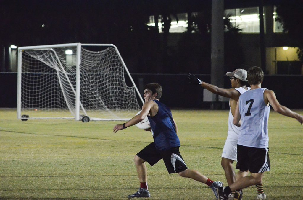 Ultimate frisbee provides UM with competitive college experience