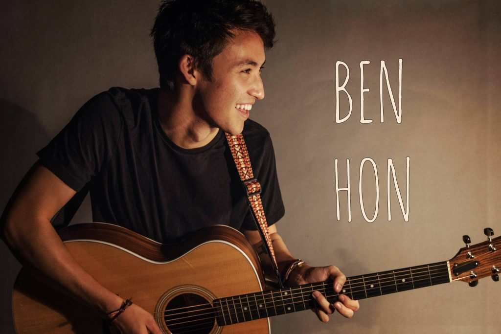 Frost student Ben Hon records demos over sabbatical, returns ready to perform