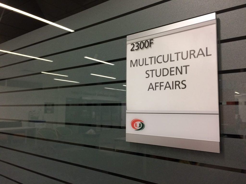 Multicultural Student Affairs offices relocate to UC second floor