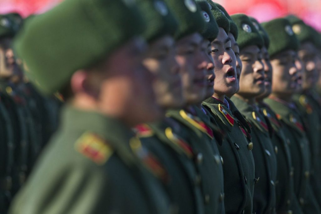 United States, North Korea nuclear policies will inevitably lead to conflict