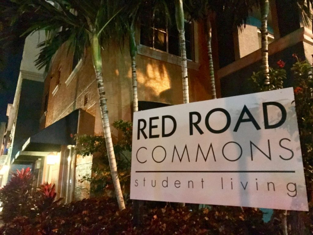 BREAKING: Student dies at Red Road Commons