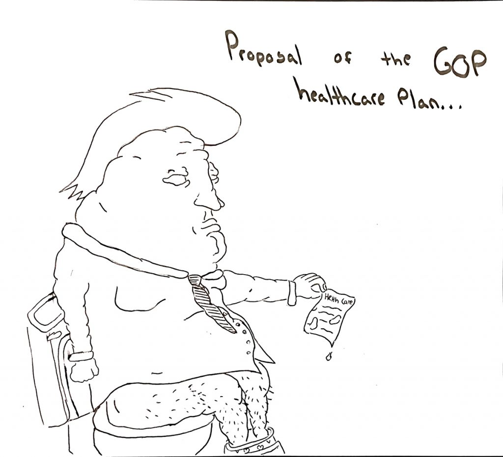 Trumpcare enabled by inattention, laughing off extreme campaign promises
