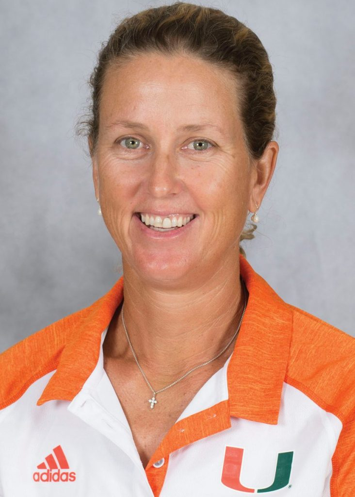 Head tennis coach balances athletics, motherhood