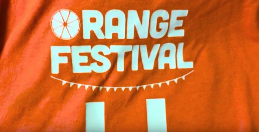 Orange Festival celebrates campus traditions
