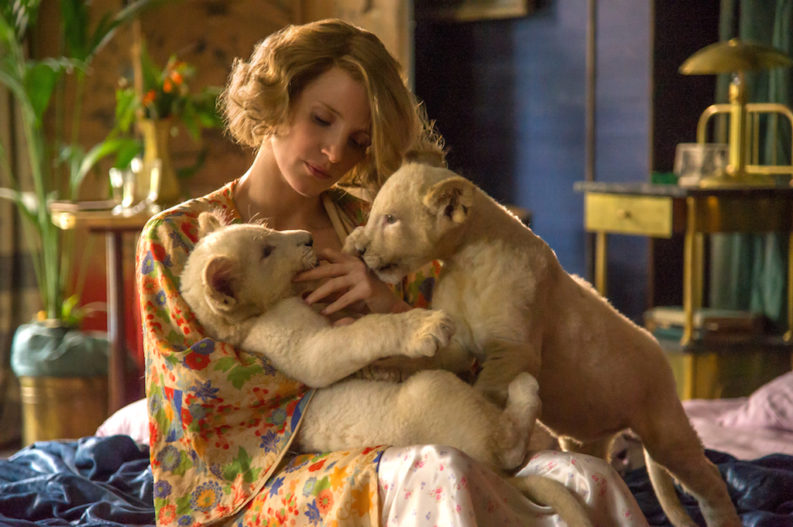 'The Zookeeper's Wife' depicts compassion during Holocaust