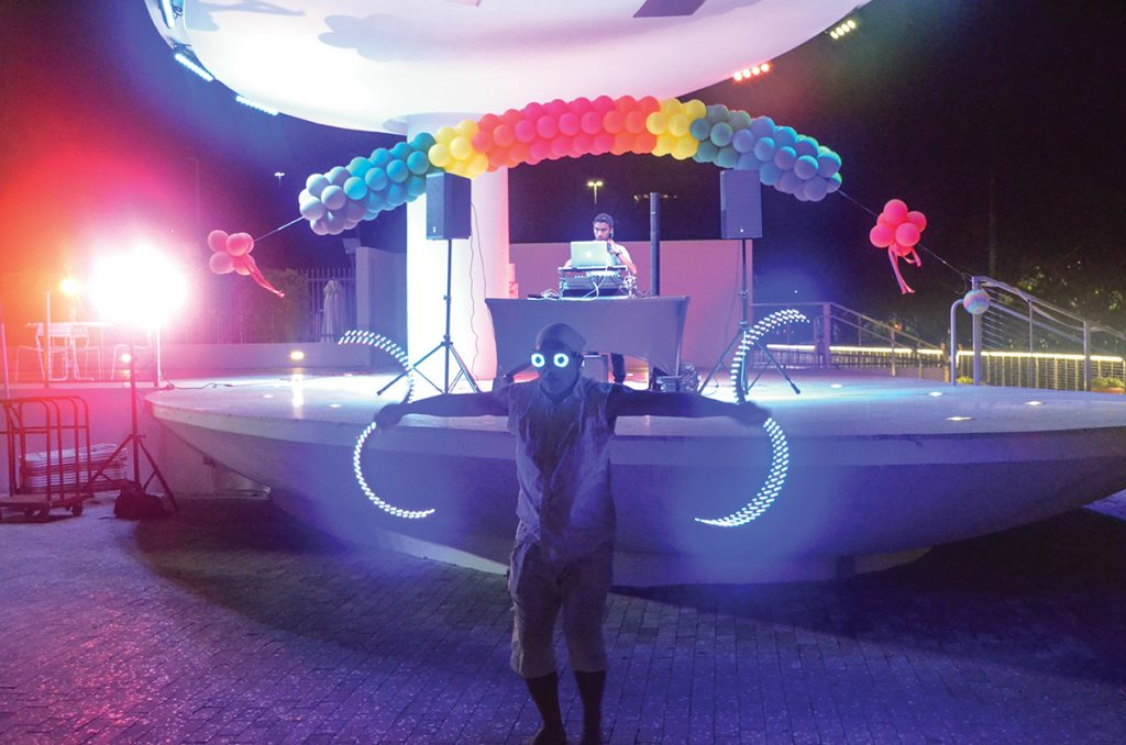 Photo of the Week: Rainbow Rager