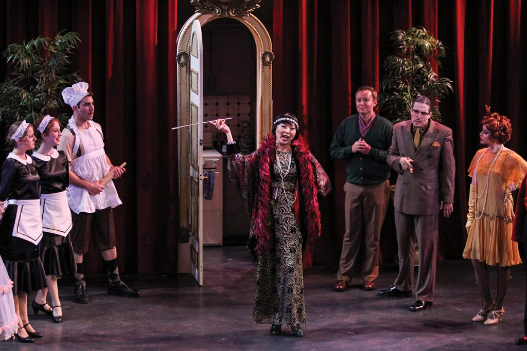 'The Drowsy Chaperone' pokes fun at theater tropes