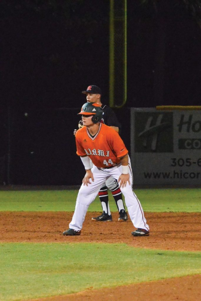 Miami Hurricanes defeat Florida State Seminoles 5-4 with 10th inning walk-off error