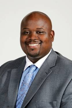 Ryan Holmes named new associate vice president for student affairs and dean of students