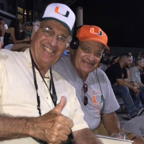 University of Miami baseball fan hasn't missed home game in 15 years