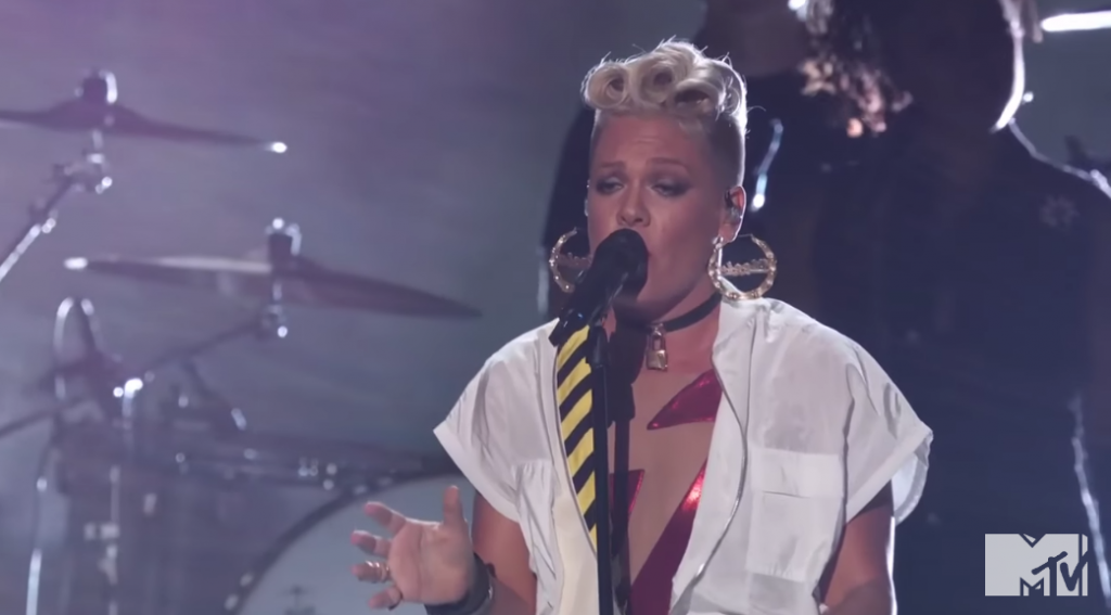 A socially conscious shift for MTV VMAs