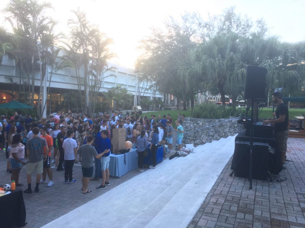 COISO hosts welcome party, helps new international students transition to UM