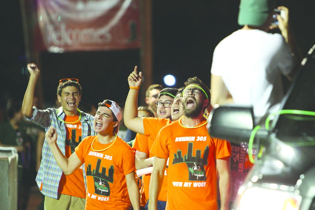 'Cane Kickoff welcomes commuter students with resources, peer mentors