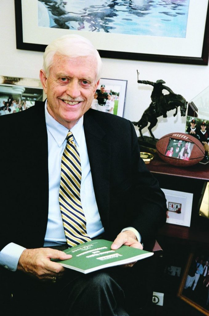 Former Dean of Students William Sandler, Jr. dies