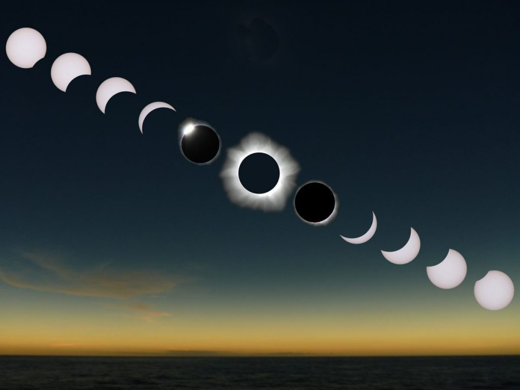Where to (safely) view today's solar eclipse