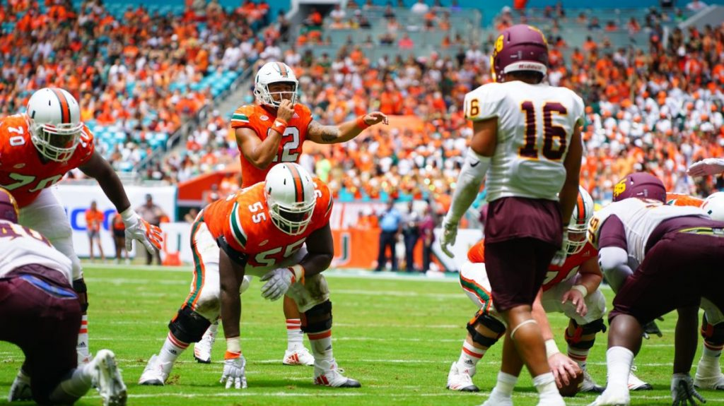 Positive signs for Hurricanes going into week two