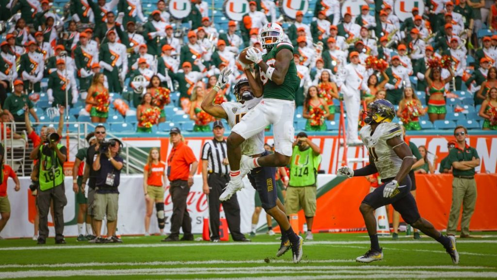 Hurricanes football represents resilience and community in Miami