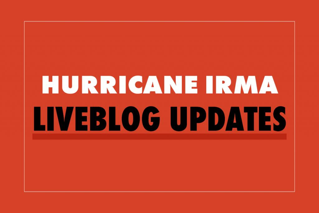 Hurricane Irma Liveblog