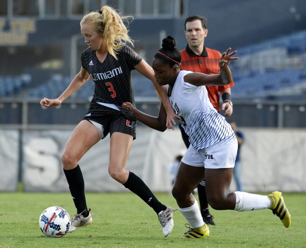 Miami offense cashes in on opportunities to beat Quinnipiac 3-1