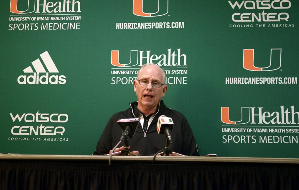 University of Miami basketball program under investigation for involvement in NCAA bribery scandal