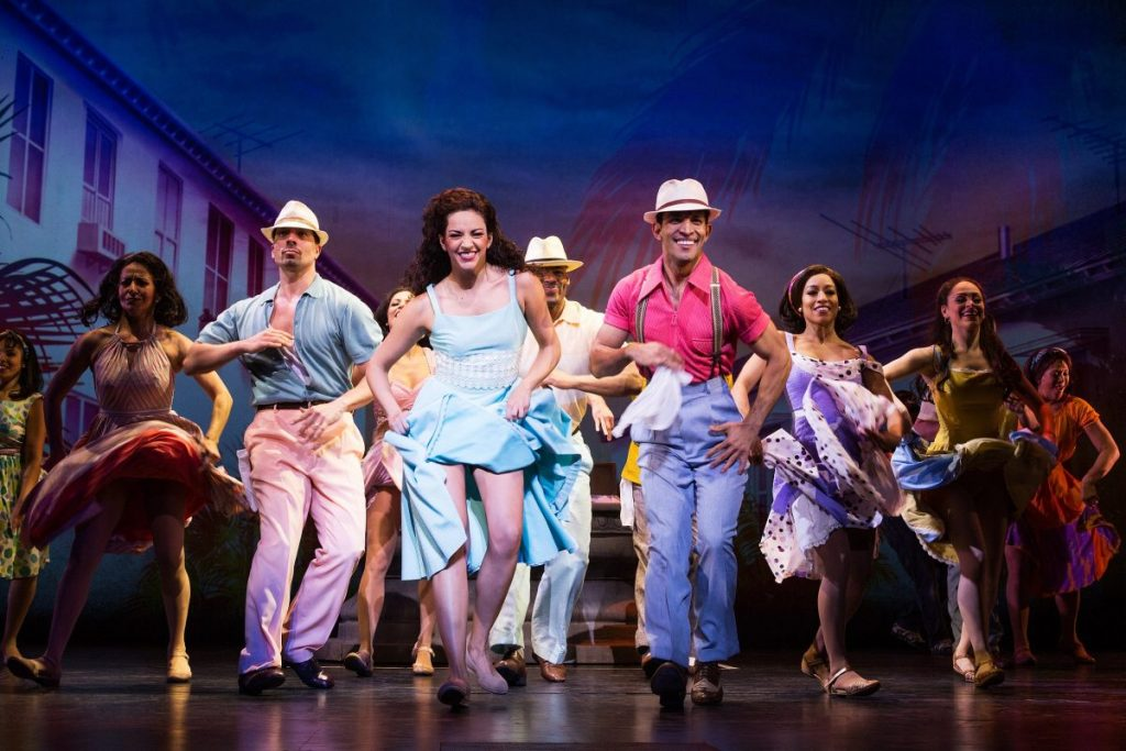 Biographical musical 'On Your Feet!' delights UM students