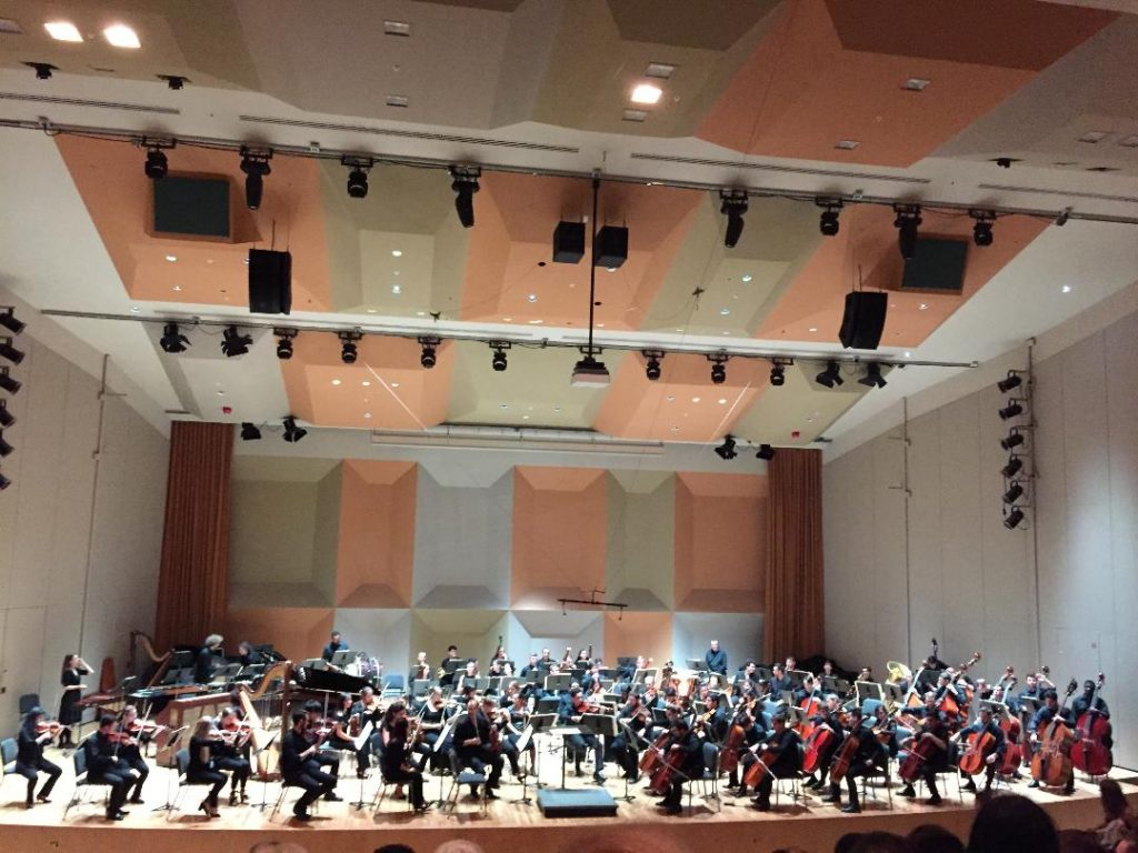 Frost Symphony Orchestra brings 20th century classics to modern day