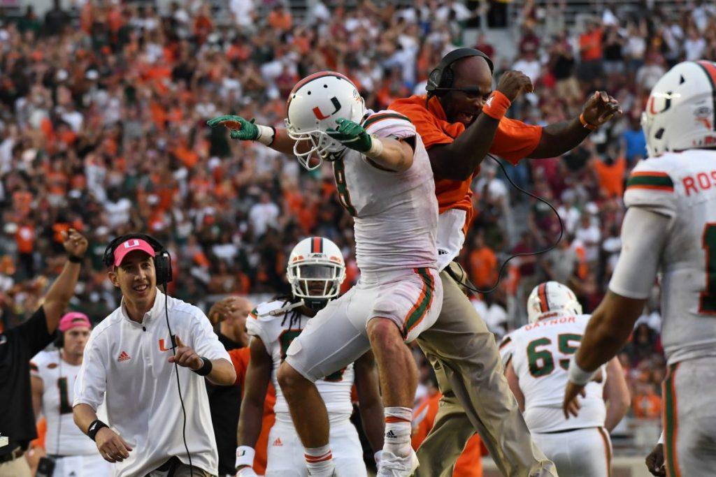 UM vs. Syracuse Live Blog