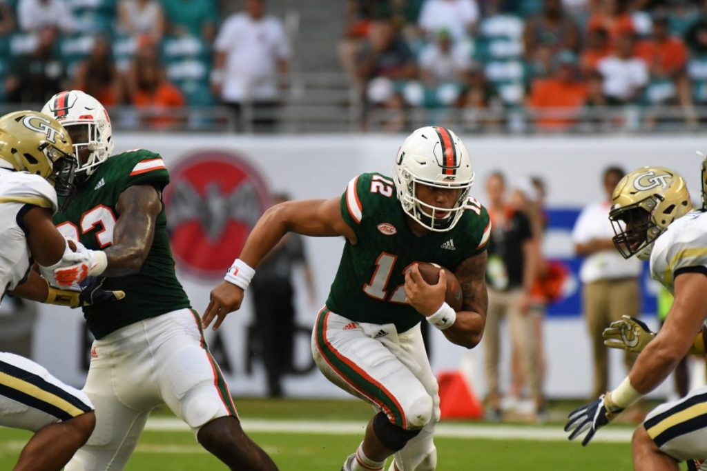 Malik Rosier makes team's former weakness its strength